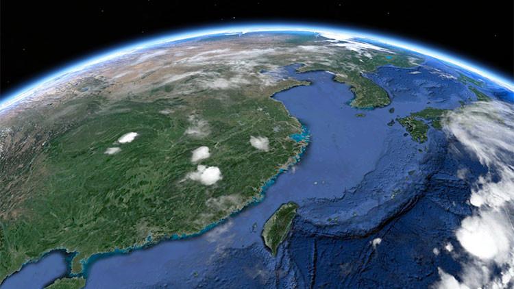 Fotos: ¿Qué aspecto tendría China si todo el hielo de la Tierra se derritiese?