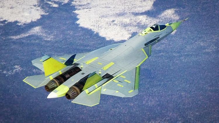 El caza ruso de quinta generación es capaz de neutralizar las tecnologías furtivas