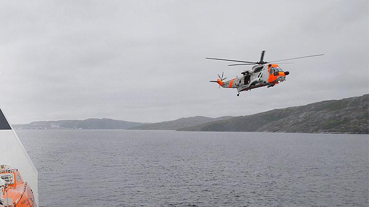 Rusia y Noruega inician maniobras conjuntas en el Ártico