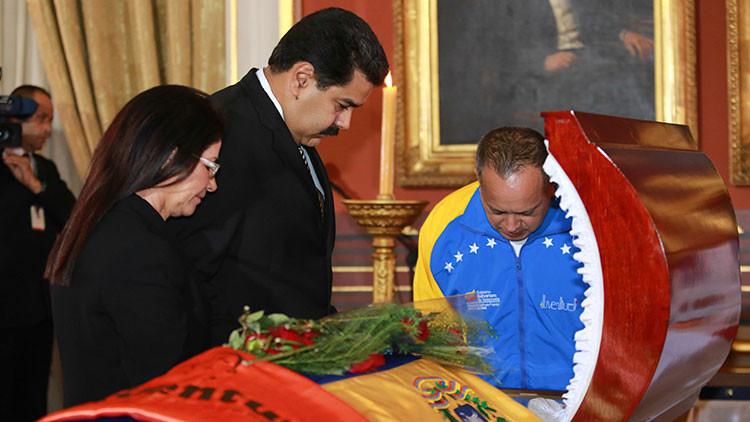 Maduro: El autor intelectual del asesinato de Serra fue capturado en Venezuela