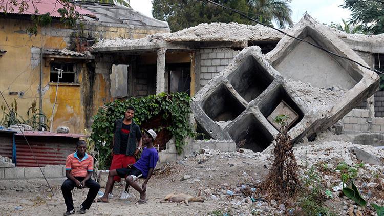 Informe: La Cruz Roja recauda 500 millones de dólares para Haití pero construye 6 casas