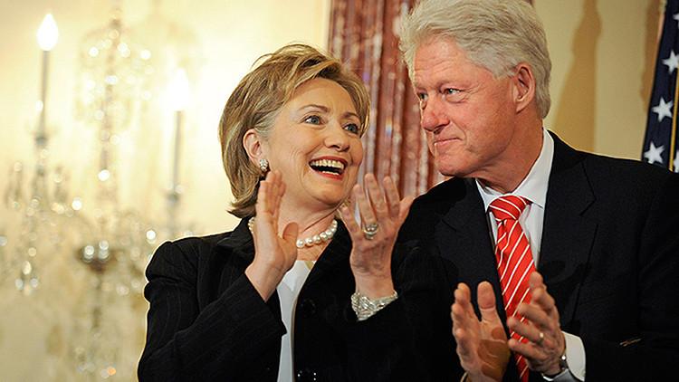 Informe: La Fundación Clinton recibió millones de Suecia para permitirle comerciar con Irán