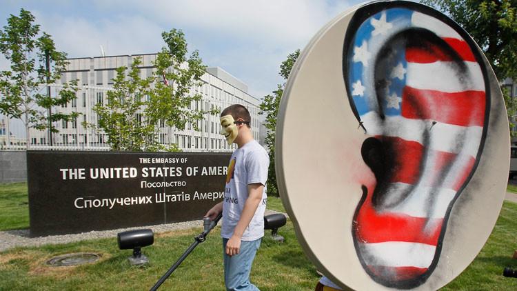 """Rusia: """"La Inteligencia de EE.UU. seguirá vigilando extranjeros sin censura"""""""