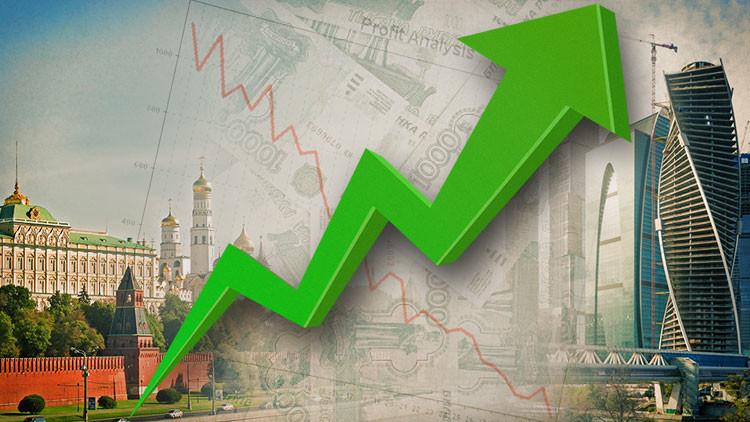 El Banco Central de Rusia revela dos posibles escenarios de la economía del país