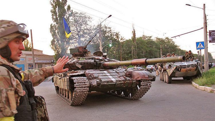 Ucrania: El Parlamento autoriza la ley que permite el despliegue de tropas extranjeras en el país