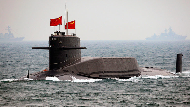 ¿Han comenzado China y la India una guerra de submarinos?