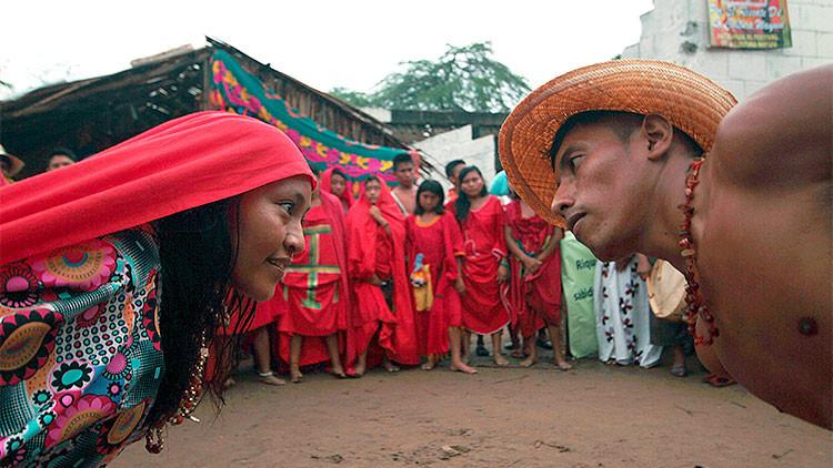 Urge la ayuda inmediata de indígenas colombianos desplazados por el conflicto