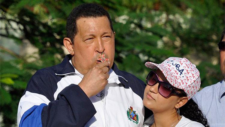 Revelan una carta escrita por Hugo Chávez a su hija desde prisión
