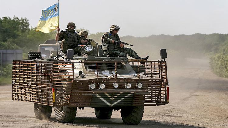 """Ministerio ruso de Defensa: """"En Ucrania no hay tropas rusas"""""""