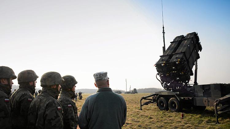 EE.UU. considera el despliegue de misiles en Europa