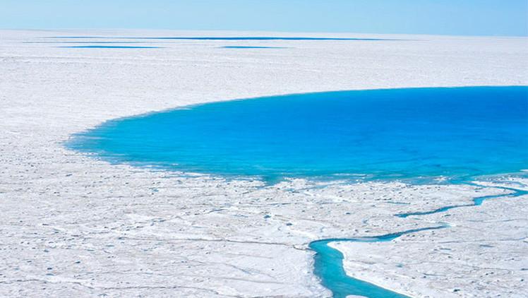 ¿Por qué desaparecen los lagos de Groenlandia?