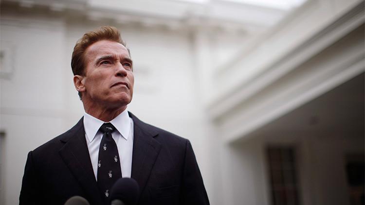 """Schwarzenegger: """"Yo lo haría mejor que Obama como presidente"""""""