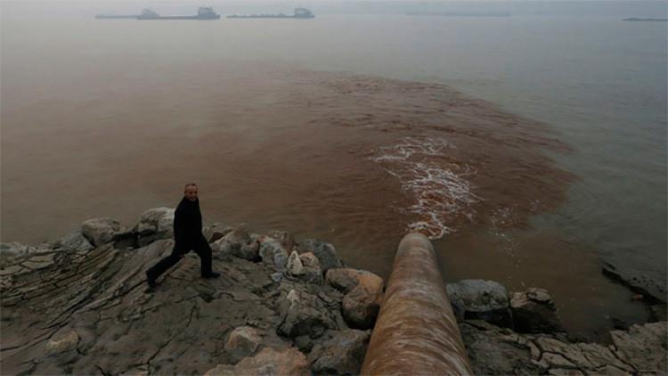El 61% de las aguas subterráneas de China no son aptas para el uso humano