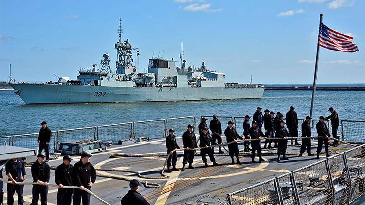 ¿Qué objetivo tienen los ejercicios de la OTAN junto a la frontera rusa?