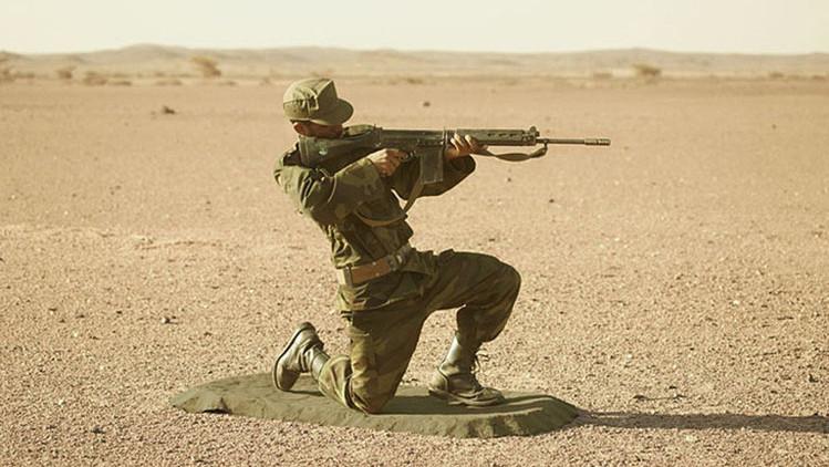 'Soldados de plástico' reales muestran la deshumanización del conflicto en el Sáhara Occidental