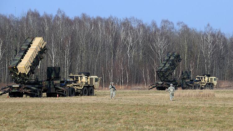 """""""El despliegue de misiles de EE.UU. en Europa será el fin total del orden mundial"""""""