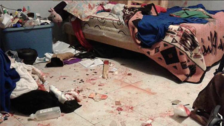 Fotos: Universitarios son atacados por hombres armados con machetes en México