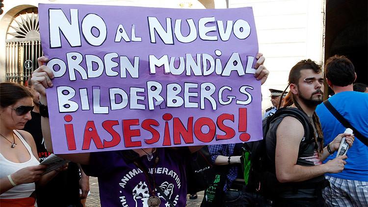 """""""Bilderberg, un Gobierno en la sombra que decide el régimen mundial e impone el TTP"""""""