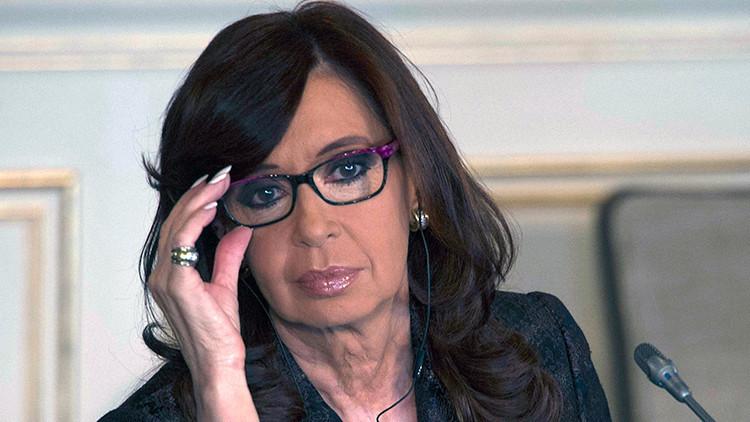 """Cristina Kirchner: """"No quiero que nos vean solamente como una vaca gigante o una bolsa de soja"""""""