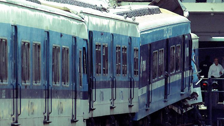 Decenas de heridos tras un choque de trenes en Argentina