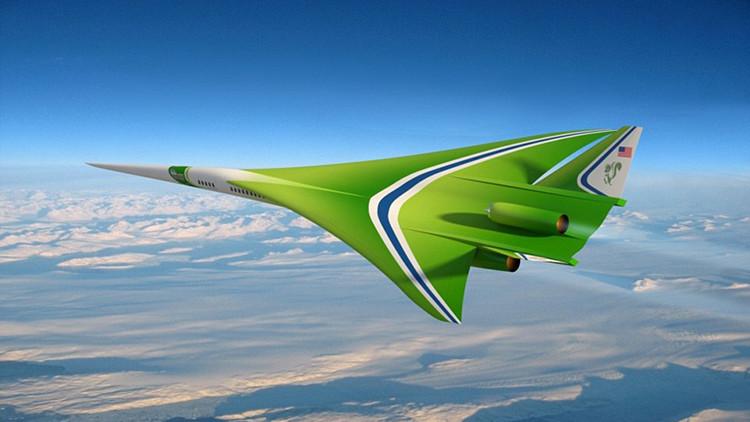 Fotos: Los revolucionarios aviones supersónicos que proyecta la NASA