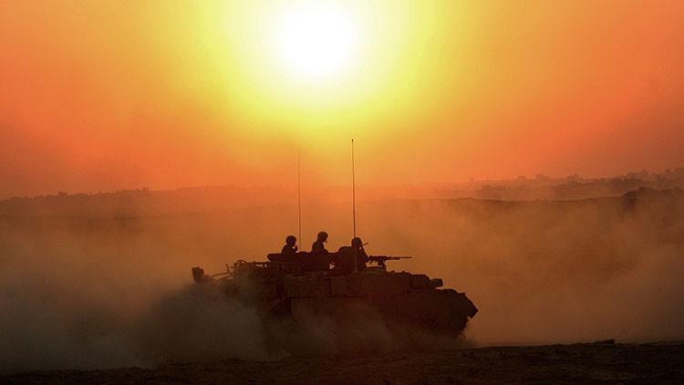 Infografías: ¿Dónde tienen las potencias mundiales sus bases militares permanentes?
