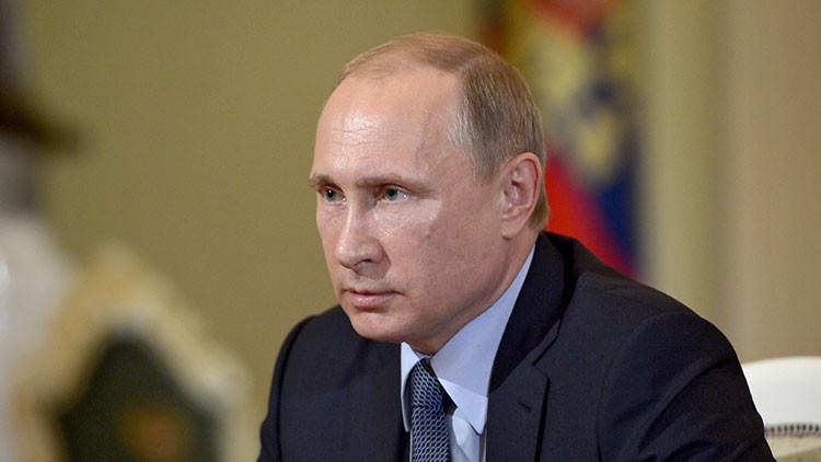 Putin firma una ley de amnistía de los capitales extranjeros declarados