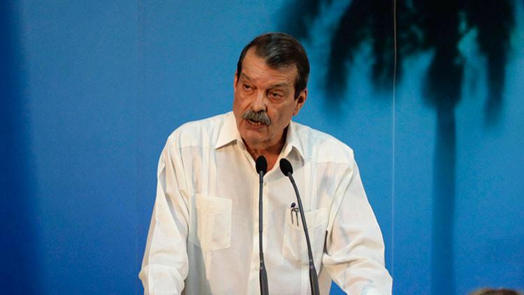"""Vicecanciller cubano: """"No tenemos miedo de conversar de nada"""""""