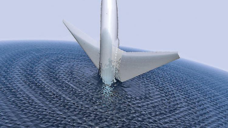 Científicos explican por qué el vuelo MH370 de Malaysia Airlines desapareció sin dejar rastros
