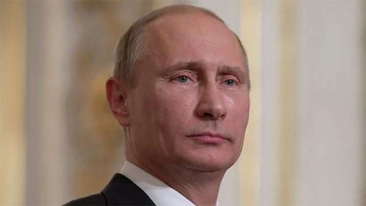 Putin es el líder más respetado en el mundo