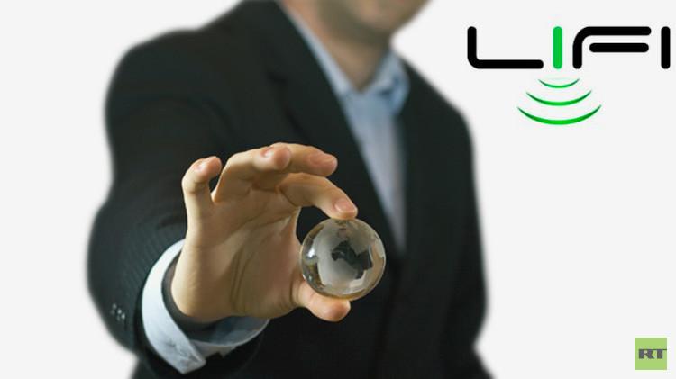 Tecnología Li-Fi: El Internet que viaja a través de la luz, a punto de comercializarse