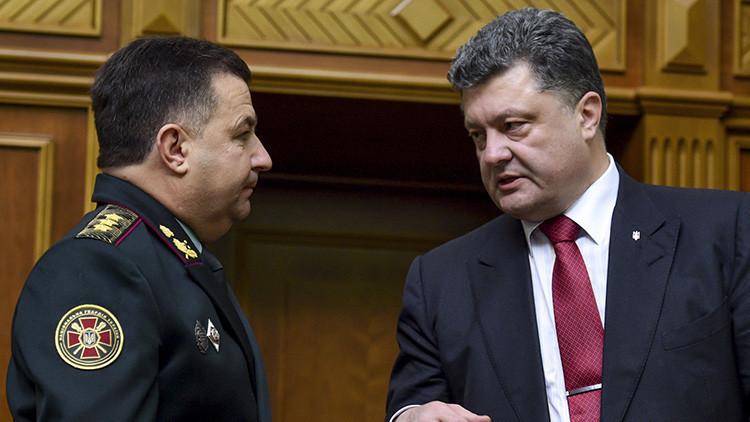 """Moscú: """"Los datos sobre la supuesta presencia militar rusa en Ucrania son infundados"""""""