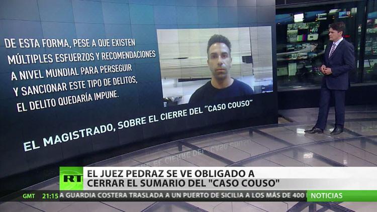 """'Caso Couso': """"El Gobierno español actúa como protectorado de EE.UU."""""""