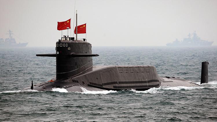 China dice poder alcanzar EE.UU. con armas convencionales desde submarinos atómicos