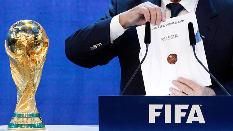"""Moscú: """"La injerencia de EE.UU. en los asuntos de la FIFA huele a imperialismo"""""""