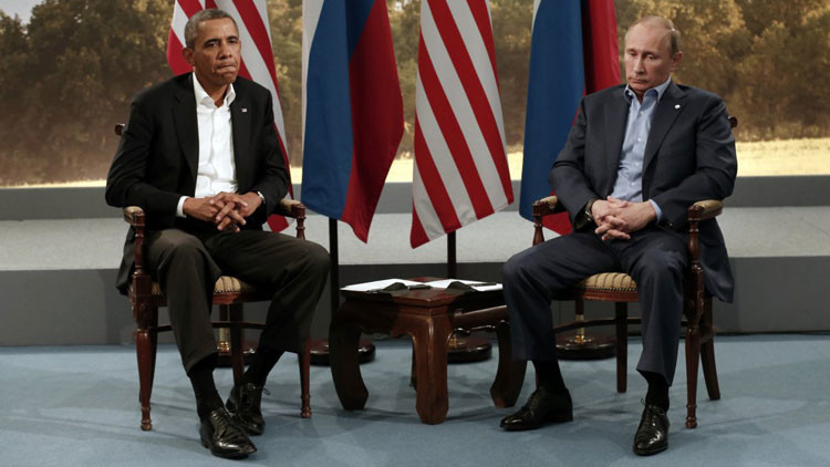 Experto: Putin se impone a Obama en la arena mundial