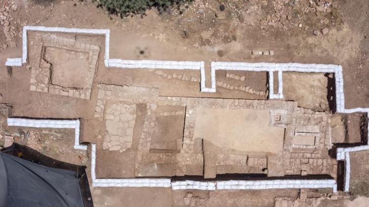 Hallazgo histórico en una antigua ruta que conecta Tel Aviv con Jerusalén