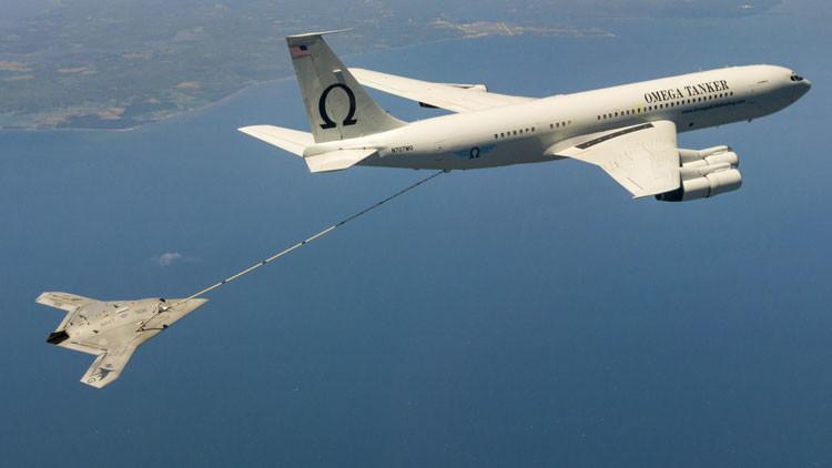 Las cuatro opciones que tiene China para hacer frente al avanzado dron X-47B de EE.UU.