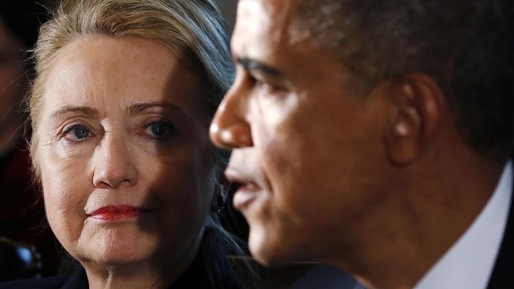 """Chomsky: Obama es """"oportunista"""", Hillary Clinton """"es un poco más militante"""""""