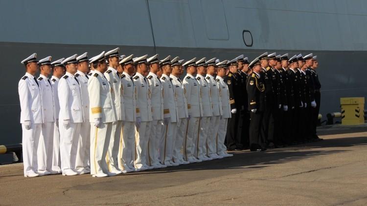 Rusia y China acuerdan utilizar las fuerzas conjuntas en tierra, mar y aire