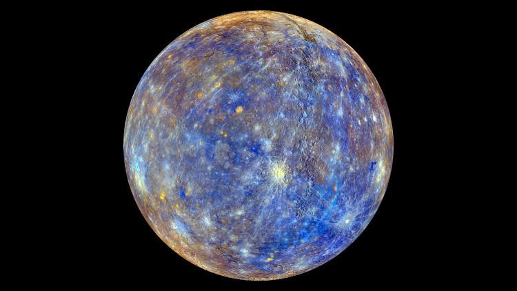 Nuevo misterio de Mercurio: hallan extraños e inexplicables acantilados