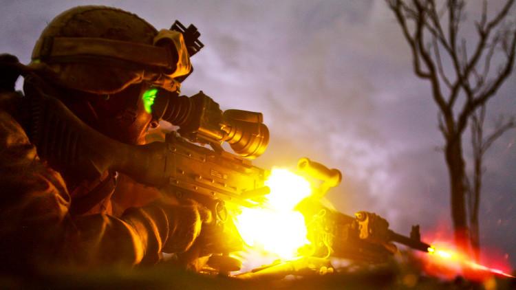 """Coronel estadounidense: """"El anhelo de EE.UU. de participar en guerras es ya una paranoia"""""""