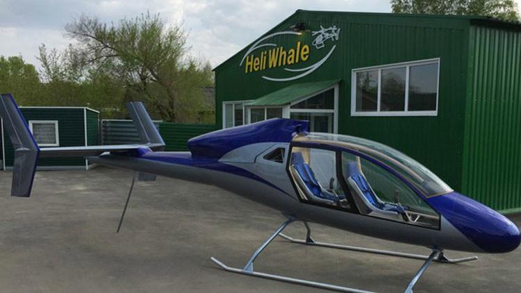 """""""Afalina para todos"""": Rusia lanza el helicóptero más barato del mundo (Video, Fotos)"""