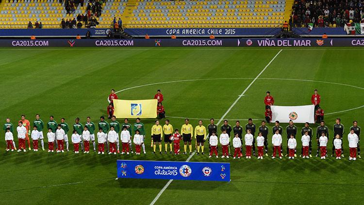 México y Bolivia empatan a nada en el segundo partido de la Copa América