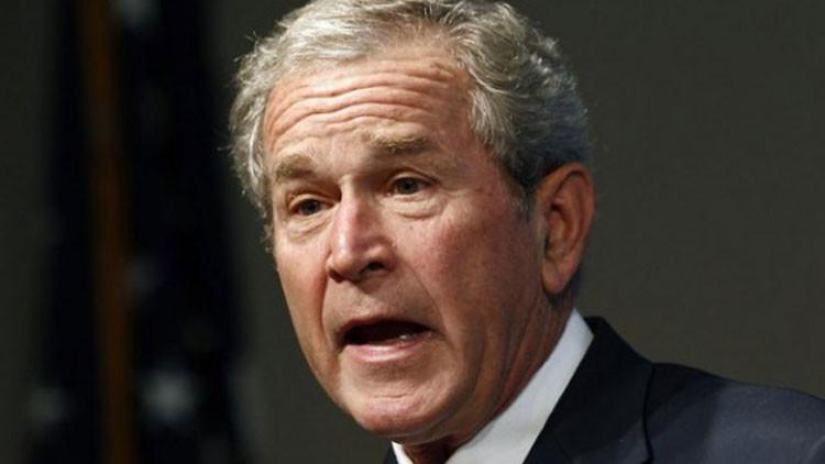 George W. Bush pide una intervención en Siria e Irak para derrotar al Estado Islámico
