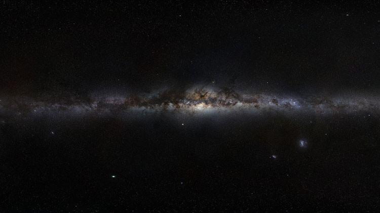 Científicos calculan el peso de la Vía Láctea, con una precisión sin precedentes