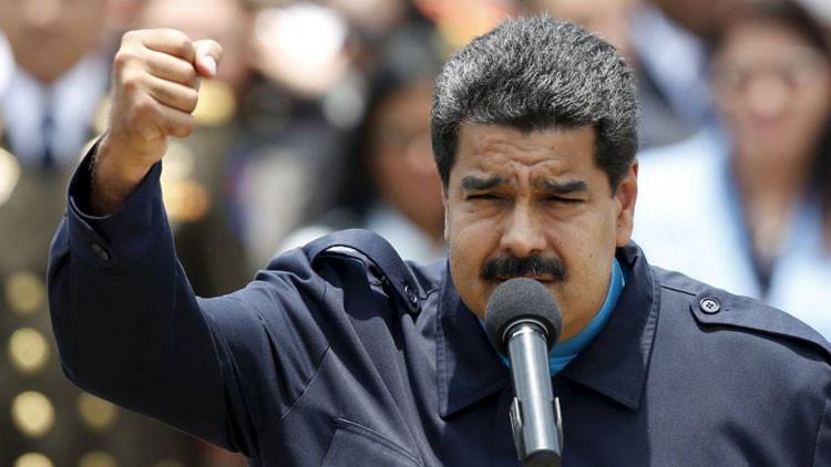 """Maduro: """"Contra Correa hay campaña de odio para justificar el magnicidio"""""""