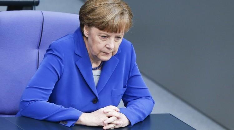 El ordenador de Merkel fue usado en un ciberataque contra el Parlamento alemán