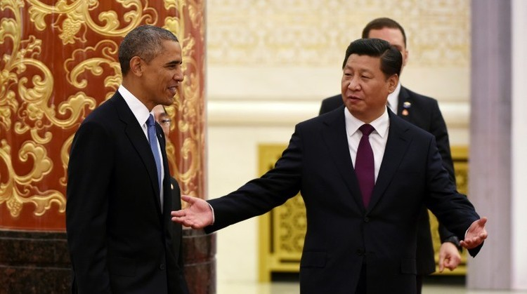 """Disculpa, Obama: EE.UU. no puede contener a China"""