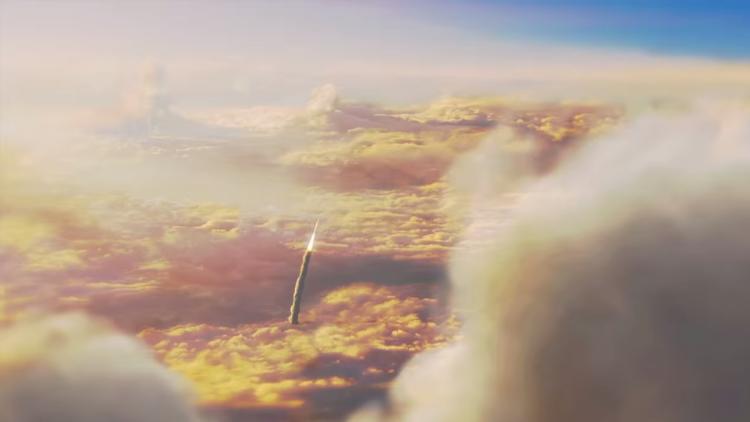 VIDEO: El cohete que transportará astronautas a Marte, asteroides y el universo profundo
